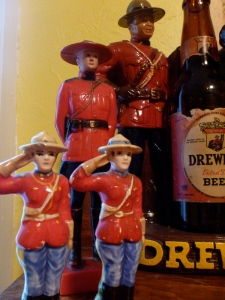Mountie Collection