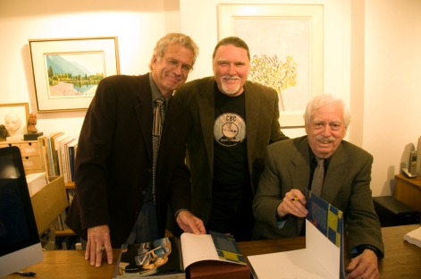 Michael Rowan, James Chambers and John Fleming
