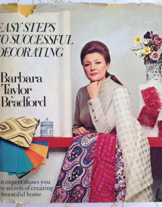 """Easy Steps to Successful Decorating"" book cover (1971)"