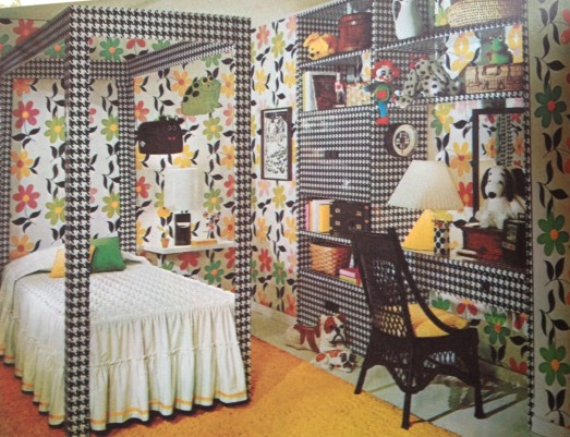 1971 Child's bedroom