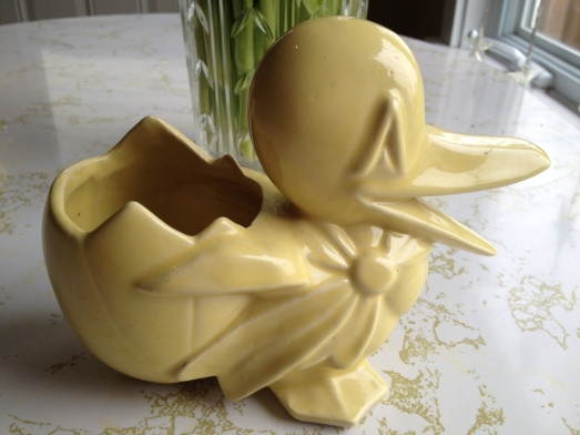 McCoy Duck Planter