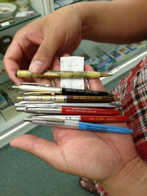 Vintage Business pens