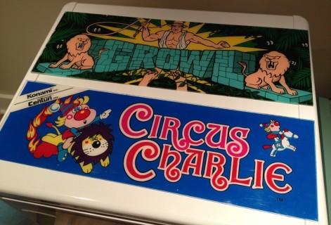 Arcade marquees