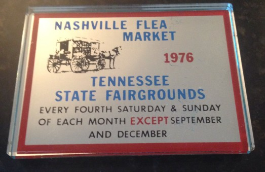 The Nashville Flea Market  The New Collector