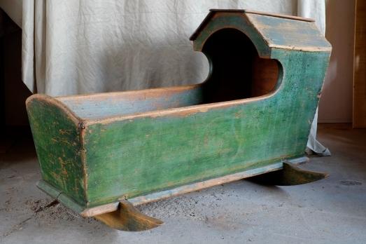 AntiqueCradle