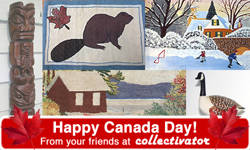Happy Canada Day from Collectivator