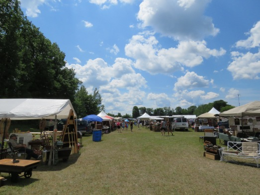 The Midsummer Antique Show in Orillia